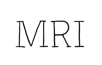 MRI title by Kinomi
