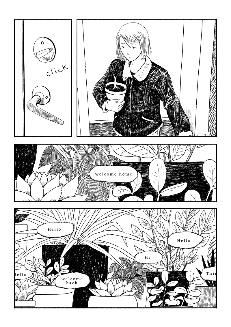 Rootbound page 4 by Kinomi