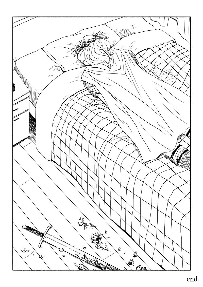 Summoning page 8 by Kinomi