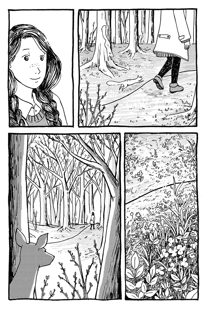 Wander page 12 by Kinomi
