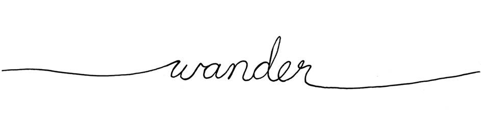 Wander title by Kinomi
